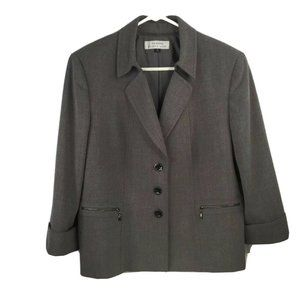 Tahari Blazer Jacket Arthur S Levine Collection 18